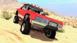 Off Road Crashes & Fails #12 – BeamNG Drive | CrashBoomPunk