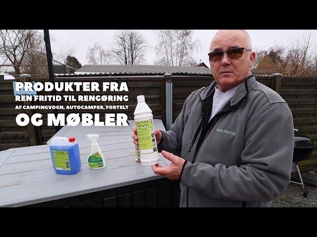 Produkter til camping fra Ren Fritid