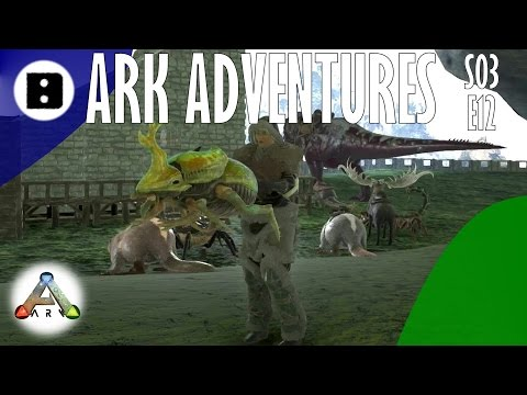 ARK Adventures S03E12 - The Center - Dung Beetles and Caves