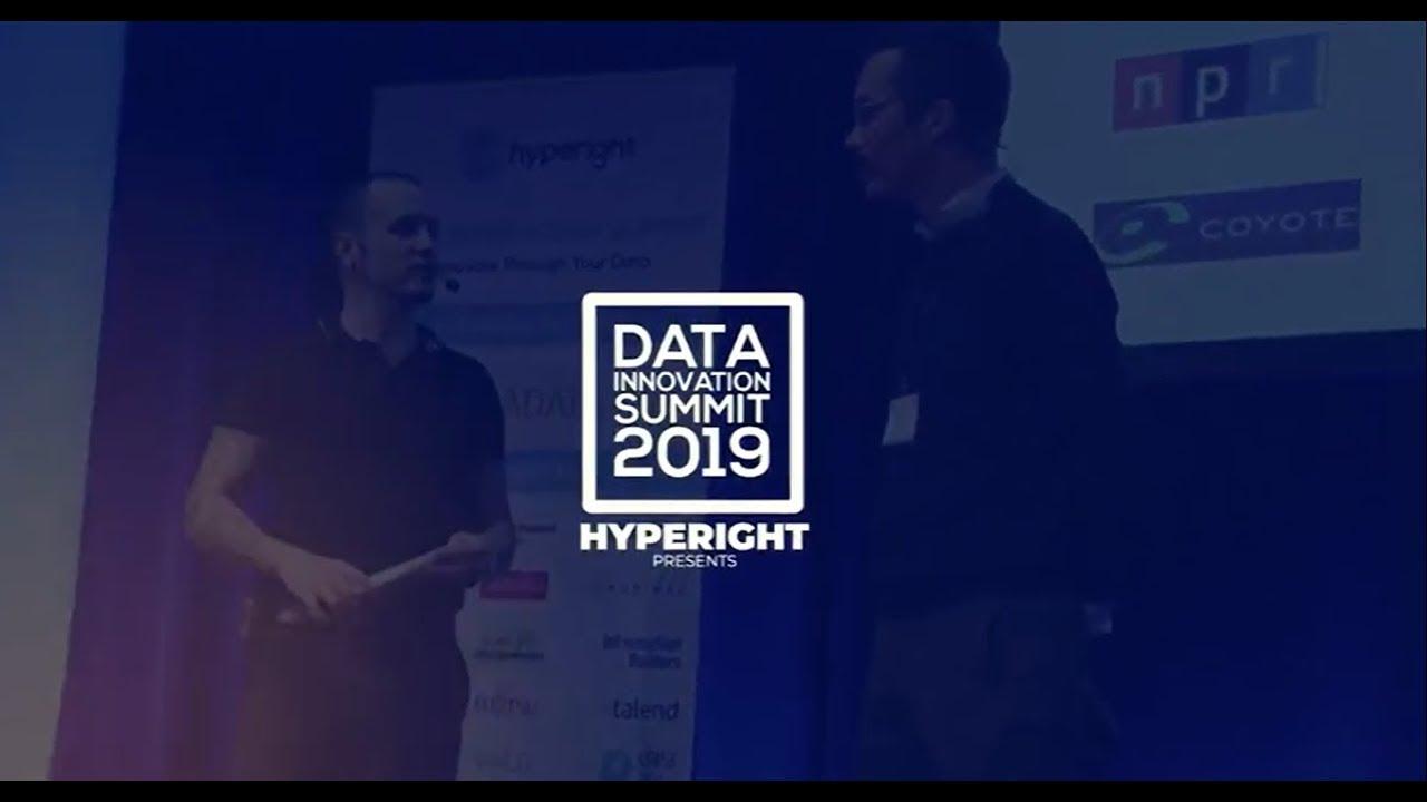 Data Innovation Summit 2019 - Promo Video