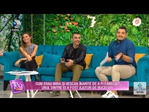 Teo Show (17.10.2018) - Lucruri nestiute despre Mira si Vescan! Ce nu s-a aflat pana acum? Partea 5