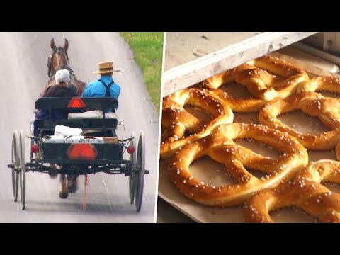 Lance Houston - How an Amish Upbringing Led This Woman to Create Auntie Anne's