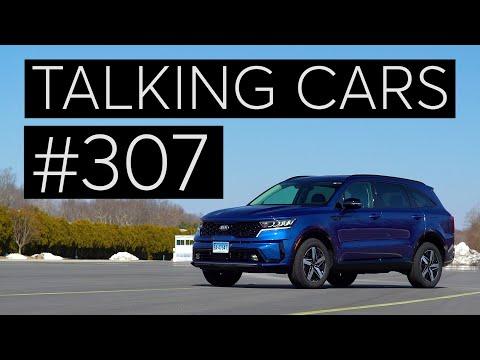 2021 Kia Sorento; Gas Shortage; RV & Camper Tire Dangers   Talking Cars #307