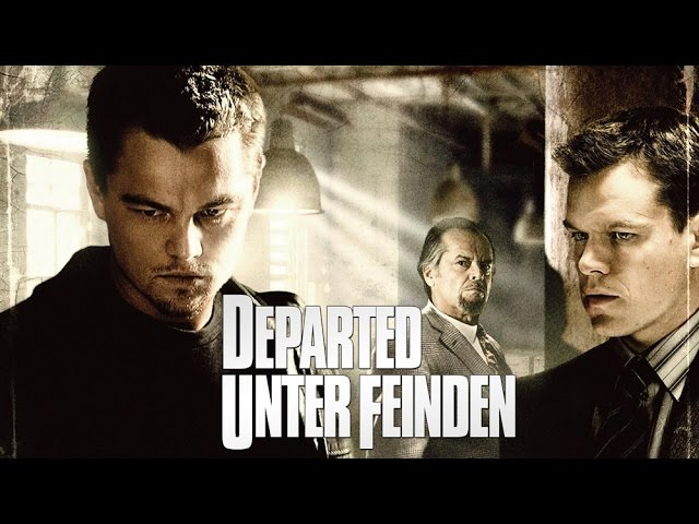 Departed unter Feinden - Trailer HD deutsch