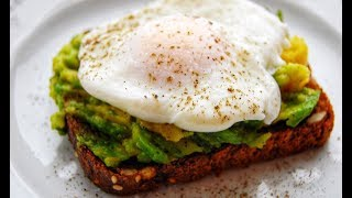 Как приготовить яйцо-пашот | Простая идея для завтрака
