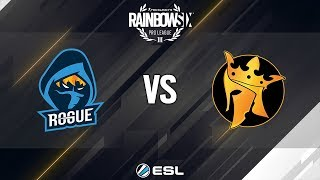 Rainbow Six Pro League - Season 8 - NA - Rogue vs. Noble eSports - Week 9
