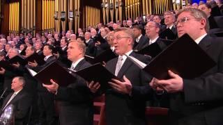 モルモンタバナクル合唱団の歌「聖し,この夜」