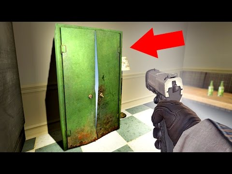 Thumbnail: SECRET ROOM IN GMOD PROP HUNT! (Couple vs. Couple)