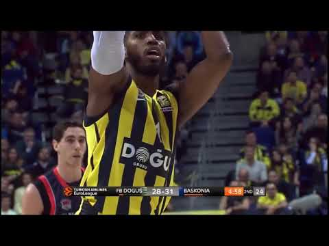 Jason Thompson's 12 Points and 4 Assists Against Baskonia