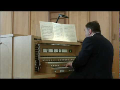 Ballet of the Bells - Donald MacKenzie plays the Allen digital organ