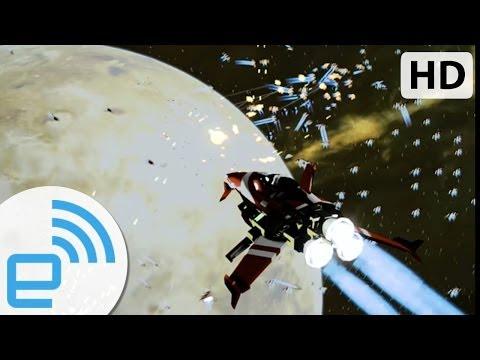 Star Swarm 1080p demo | Engadget