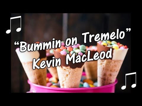 Kevin MacLeod  BUMMIN ON TREMELO 🎵 1950's  SODA SHOP POP MUSIC Royalty-Free  🎵
