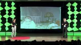 ¿Tenemos Paralisis Cerebral?: Lucina Bravo & Luis González at TEDxZapopan