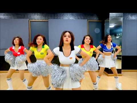 Don Omar - Danza Kuduro ft. Lucenzo Choreography by Deli Project from Thailand