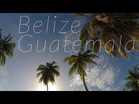 GoPro Belize Guatemala 2015
