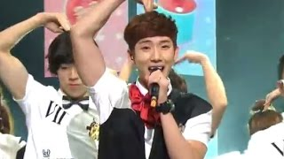 Jo Kwon - The day of confession, 조권 - 고백하던 날, Music Core 20100724