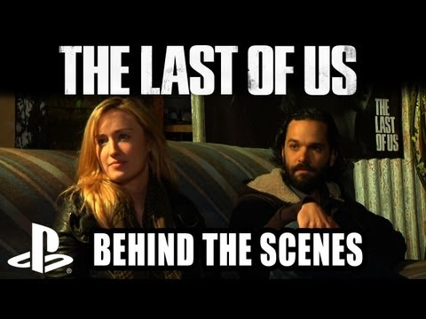 The Last Of Us: Behind The Scenes With Ashley Johnson And Neil Druckmann
