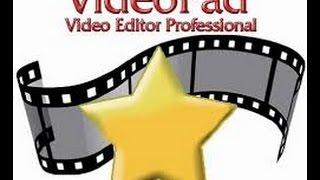 Основы редактирования в VideoPad Video Editor # -1