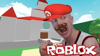 Mario Or Lugi - Roblox Super Mario Obby Part 1