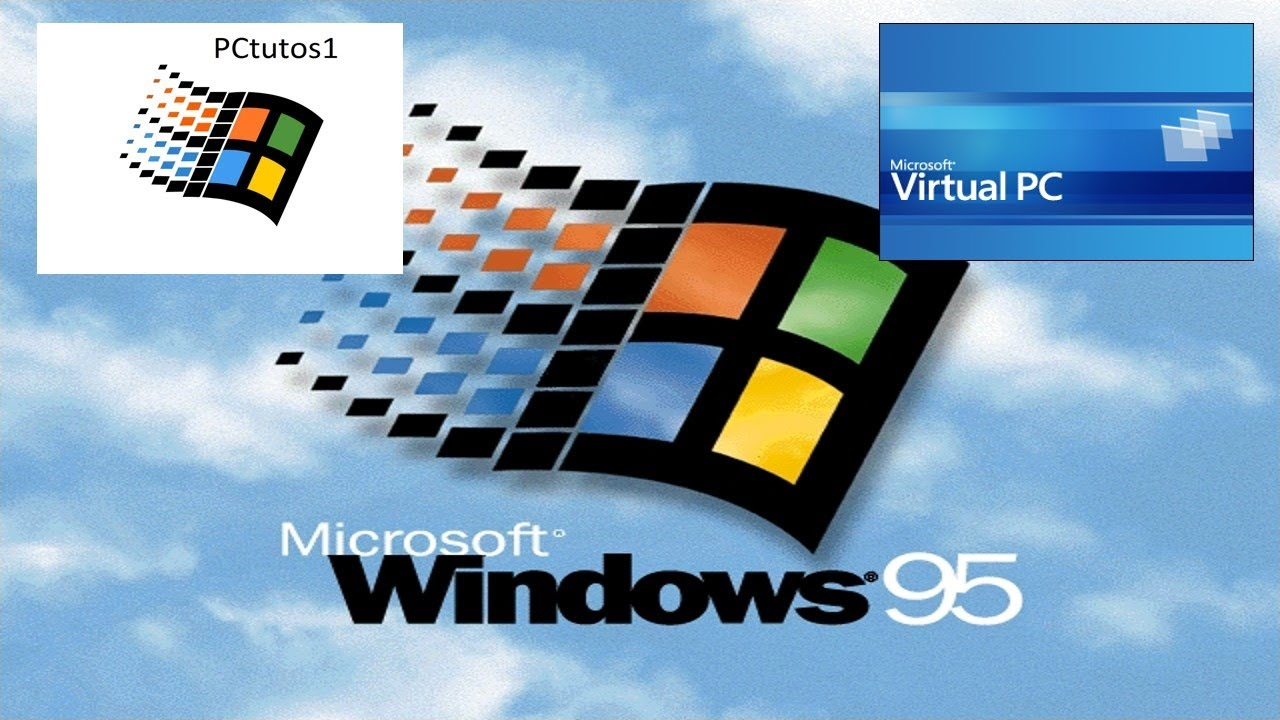 Descargar e instalar windows 95 a build 950 en espa ol iso for Windows 95 iso