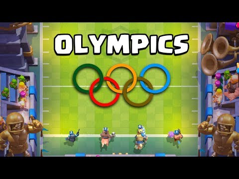 Clash Royale Olympics   Pentathlon Challenge