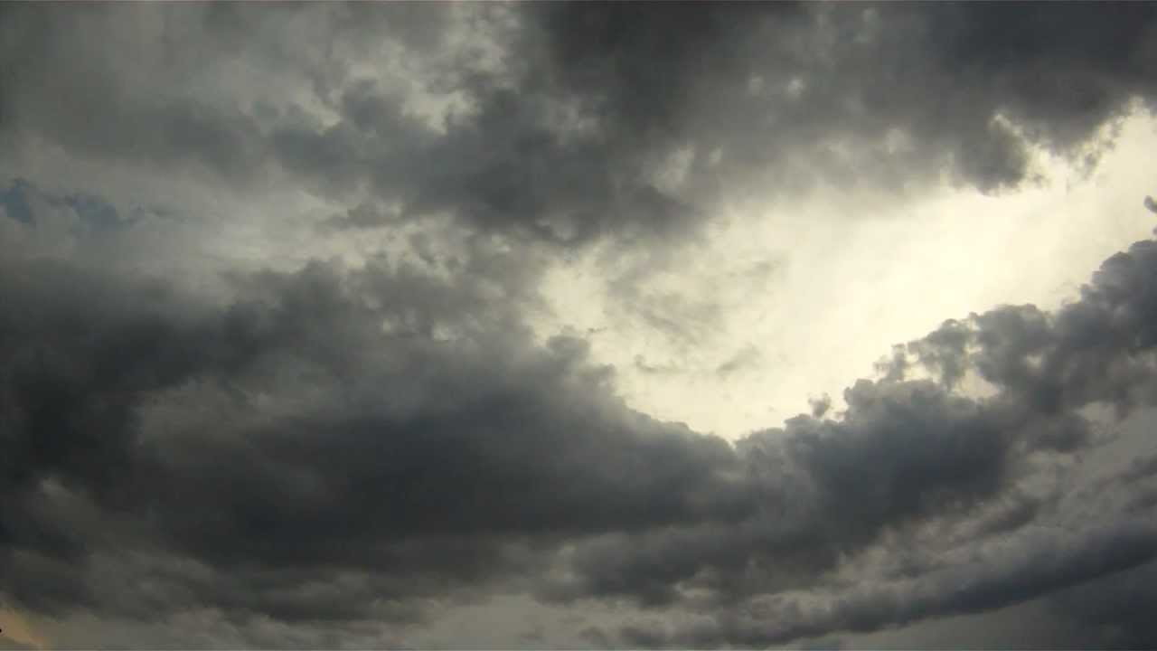 Storm Clouds Forming - Time lapse 1080p HD - YouTube