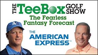 The Tee Box Fearless Fantasy Forecast 1/14/20