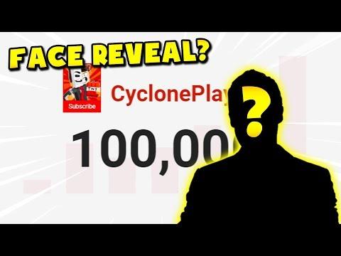 CyclonePlays FACE REVEAL?! (Minecraft Pocket Editon)