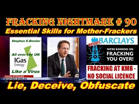Fracking Nightmare - Episode 90