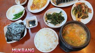 테이블 두개뿐인 분식집 [울산방어진]    KOREA …