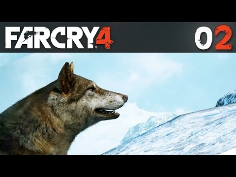 "Let's Play Far Cry 4 / Gameplay Walkthrough [02] - ""The Wolves Den!"" 
