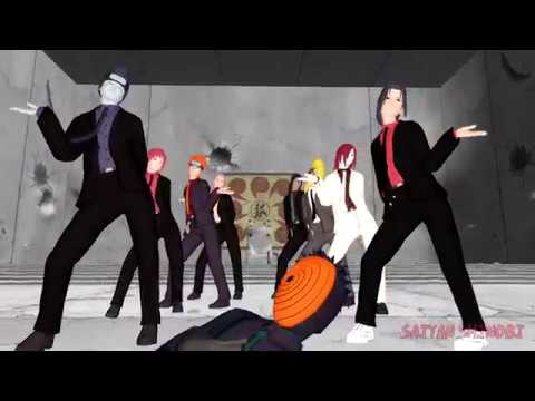 【MMD Naruto】OH MY JULIET! 【Takashi Fujii - 藤井隆 】