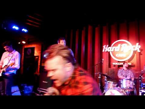 Daniel Bedingfield- It's Not Me, It's You- Hard Rock Hollywood- 3/6/12