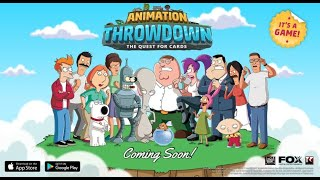 Animation Throwdown Gameplay | Mobile | No Commentary