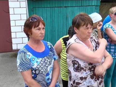 Катайский «Майдан». Местные жители требуют воды
