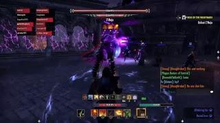 Elder Scrolls online. Dk health Tank my second trial cloudrest