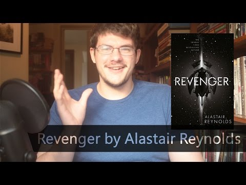 Revenger by Alastair Reynolds | Review #BooktubeSFF