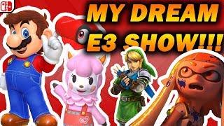 The DREAM E3 Nintendo Direct!!! Wishlist For Nintendo E3 2018 (RTE3 #7: Finale)