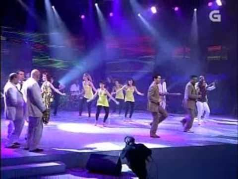 Orquesta Los Satélites - Playa de La Lanzada (mejor calidad)