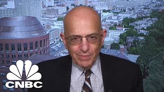 What's Making Professor Jeremy Siegel So Cautious On The Market? | Trading Nation | CNBC