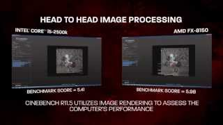 intel core i7 980x  VS  AMD FX-8150 Bulldozer
