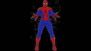 Spiderman y Steve (Spoiler Avengers Infinity War)