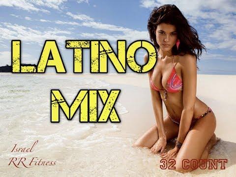 """ELECTRO LATINO"" Step-Aerobic Music Mix #12 134-136 bpm 32Count 2017 Israel RR Fitness"