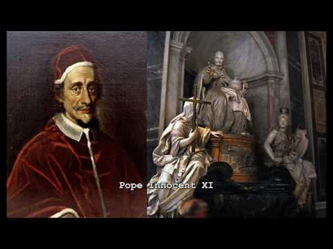 The Papal Tombs of the Vatican