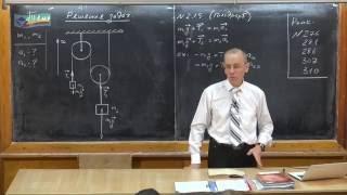 Урок 315. Решение задач динамики