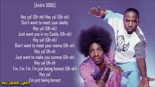 Outkast - Hey Ya! (Lyrics)