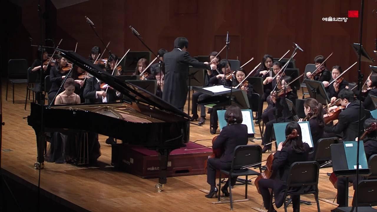 W. A. Mozart / Piano Concerto No. 20 in D Minor, K. 466 - Yeoleum Son