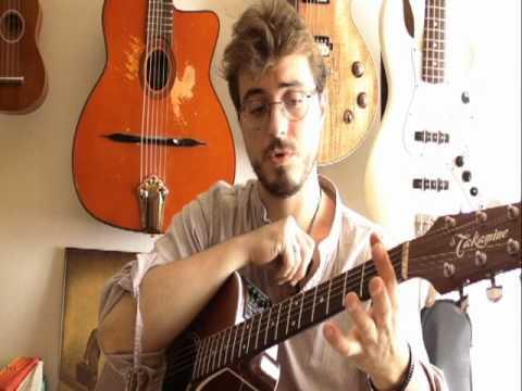 Cours de guitare - You're beautiful (James Blunt)