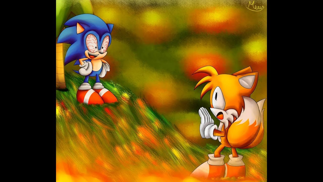 Sonic,exe NB Remake Angel Island On Fire Music