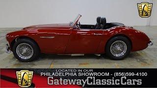 1958 Austin Healey, Gateway Classic Cars Philadelphia - #028